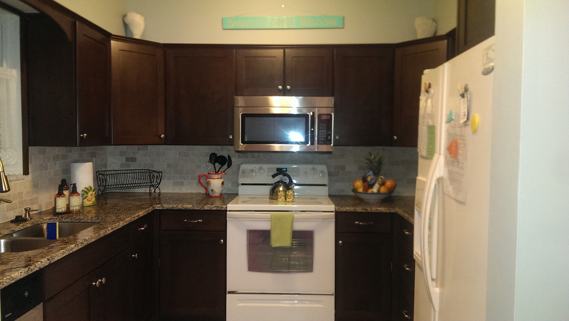 Kitchen Updated Dec. 2014